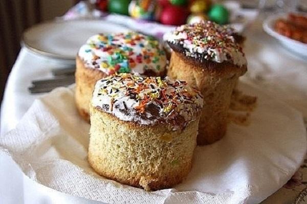Лучшие рецепты пасхальных куличей - Вкусная еда